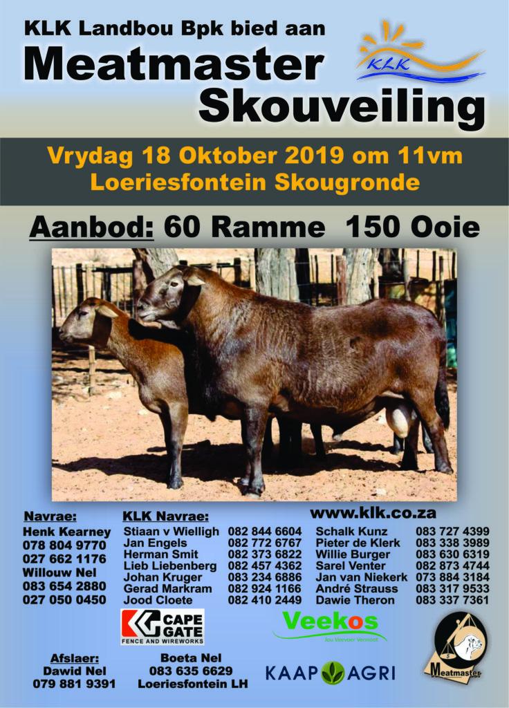 Meatmaster Skouveiling Loeriesfontein